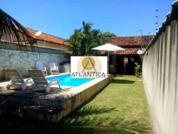 Excelente casa para venda no bairro Extensão do Bosque em Rio das Ostras/RJ