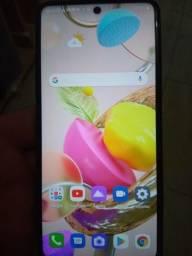 LG K52 64GB CINZA