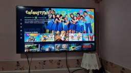 """Smart TV LG  Led WiFi 47"""" 3D, semi nova!"""