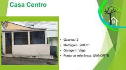 casa no centro - R$ 300 mil