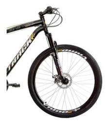 Bicicleta aro 29 freio a disco novinha