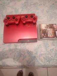 PS3 vermelho