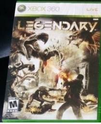 Legendary - Xbox360 - Raridade