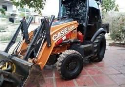 Retroescavadeira Case 580N