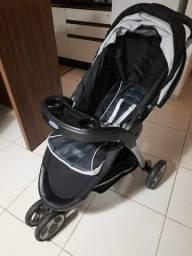 Carrinho + bebê conforto Graco