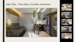 Apartamento à venda, 1 quarto, 1 suíte, 1 vaga, São Luíz - Belo Horizonte/MG