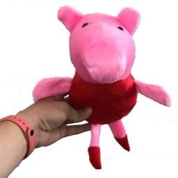 Peppa Pig 30 cm - Bichinho de Pelúcia