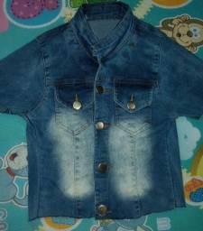 Jaqueta jeans nova P