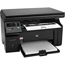 Impressora Laser Multifuncional HP M1132 Só 1200,00
