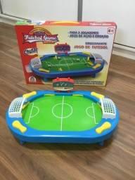 Jogo futebol completinho novo