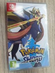 Pokemon Sword Nintendo Switch - Mídia Física