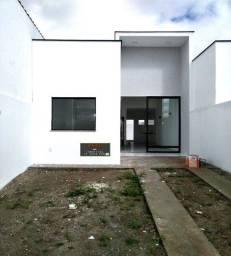 A Casa 2/4 Com Alto Padrão e TOP! 100% Ne Laje e Financia no Santo Antônio