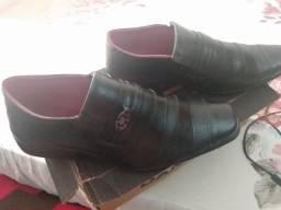 Sapato social semi novo