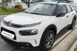 Citroën C4 Cactus SUV Automático 2019 Única Proprietária