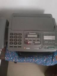 Secretária Eletrônica com Fax Panasonic