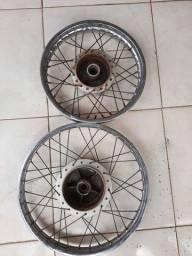 Rodas de Biz 125