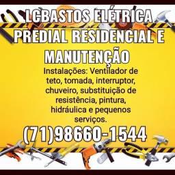LCBastos Elétrica Predial Residencial e Manutenção