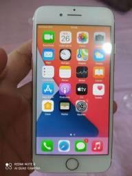 iPhone 7 128GB Novinho- parcelas de $137,50 sem juros