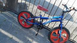 Bike infantil aro 16 azul