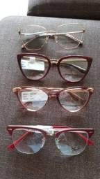 Armação p óculos de grau nova 60 reais
