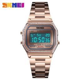 Relógios femininos SKMEI (Digital) 3 Cores