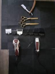 Kit de barbeiro (leia a descrição)