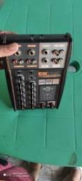 Mesa de som expert e módulo a2500 da Power sistem.