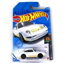 Mattel Dream Mobile e '96 Porsche Carrera - Hot Wheels - Lacrados