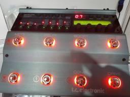 Pedaleira T.c electronic nova system