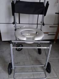 Cadeira de banho hospital