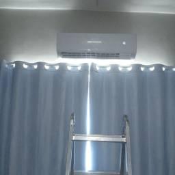 Instalação de ar split