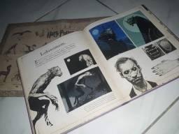 Livro das criaturas de Harry Potter