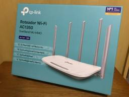 Roteador Wi-Fi TP-Link AC1350 Dual Band Archer C60
