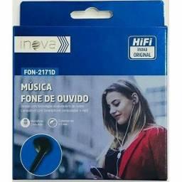 Fone de ouvido inova 2171D