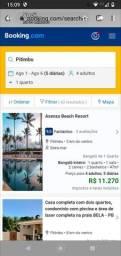 Oportunidade - Resort Reserva do Abiaí (01 a 06/08/2021) R$ 5.000,00