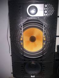 Caixas frontais bowers Wilkins 685 s2