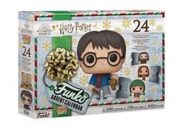 Calendário advento Funko: Harry Potter - 24 Bonecos De Vinil 2020