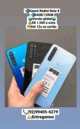 Redmi Note 8 - 64GB/4GB