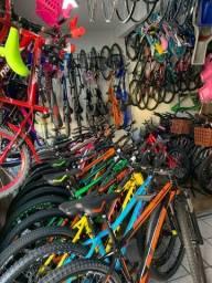 Bicicletas promoções