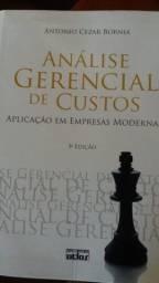 Livro - Análise Gerencial de Custos - Antonio Cezar Bornia