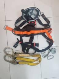 Kit Cinto de Segurança Paraquedista
