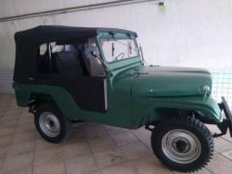 Jeep Willians. 68 overland