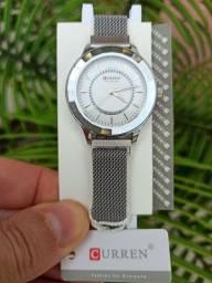 Relógios femininos CURREN (9066) 3 Cores