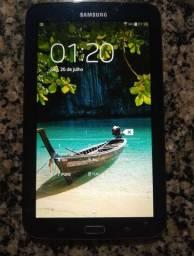 Tablet Samsung Tab3 Sm-t210 Preto