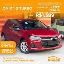 Onix LS AT. 1.0 Turbo