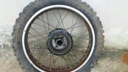 Roda Traseira Xlx 250/350