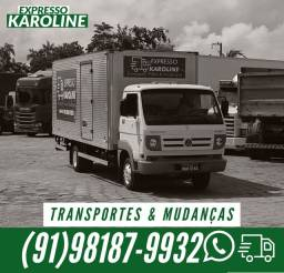 Mudanças e Transportes(PREÇO BAIXO!)