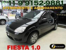 Ford Fiesta 1.0 Gasolina - Ano 2006 - bem Conservado - Financiamento Fácil