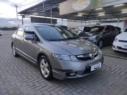 Civic LXS Manual C/ GNV - 2010
