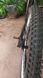 Bicicleta de trilha e ciclismo